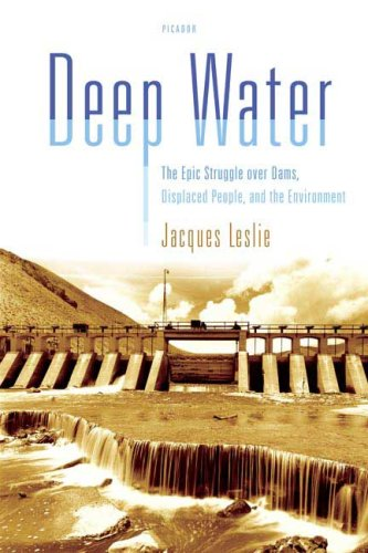 Deep Water The Epic Struggle over Dams, Displaced People, and the Environment  2007 9780312425562 Front Cover