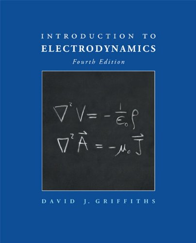 Introduction to Electrodynamics  4th 2013 (Revised) edition cover