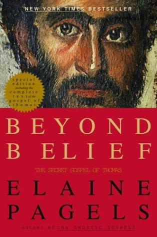 Beyond Belief The Secret Gospel of Thomas  2003 edition cover