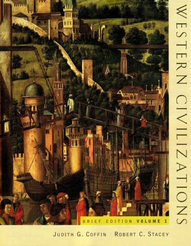 Western Civilizations  15th 2005 (Brief Edition) edition cover