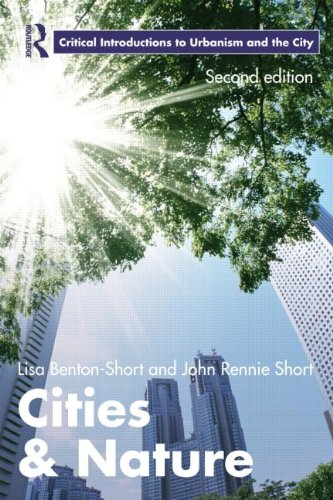 Cities and Nature  2nd 2013 (Revised) edition cover
