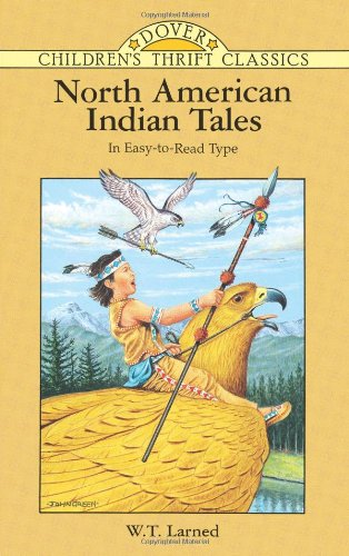North American Indian Tales   1997 (Reprint) edition cover