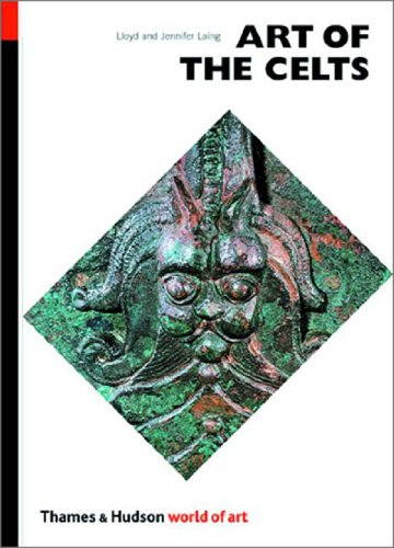 Art of the Celts From 700 B. C. to the Celtic Revival  1992 edition cover
