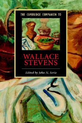 Cambridge Companion to Wallace Stevens   2007 9780521849562 Front Cover