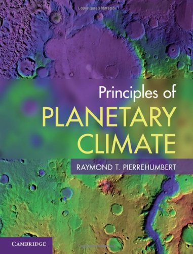 Principles of Planetary Climate   2010 edition cover