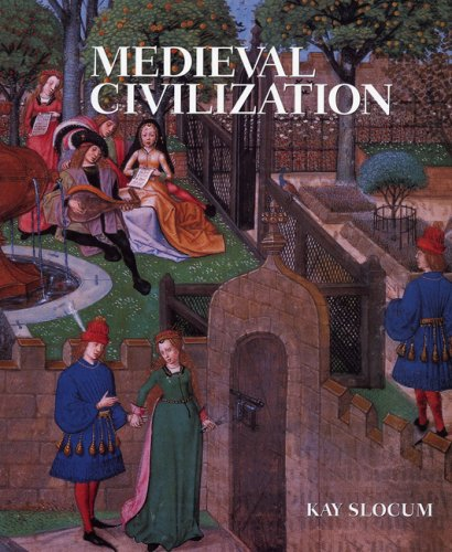 Medieval Civilization   2006 9780534610562 Front Cover