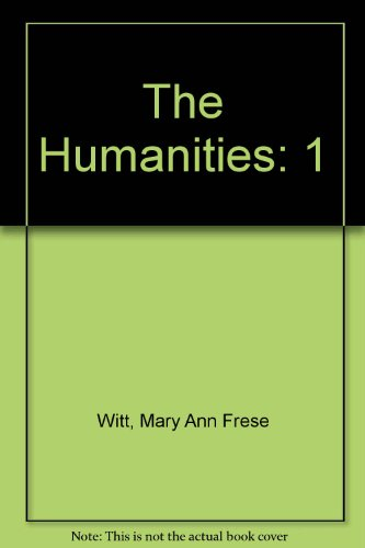 Humanities  6th 2001 9780618109562 Front Cover