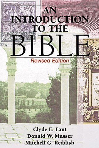 Introduction to the Bible   2001 (Revised) edition cover