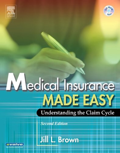 Medical Insurance Made Easy Understanding the Claim Cycle 2nd 2006 edition cover