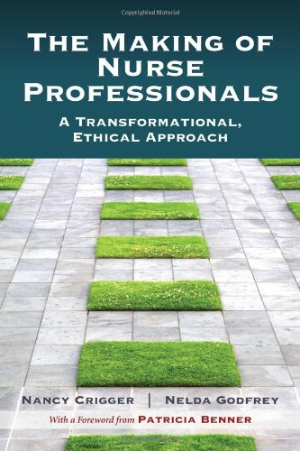 Making of Nurse Professionals   2011 (Revised) edition cover