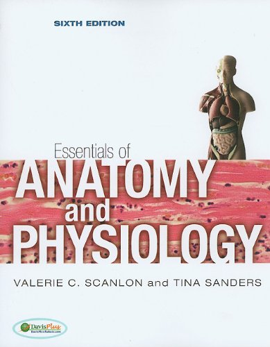 Essentials of Anatomy and Physiology  6th 2011 (Revised) edition cover