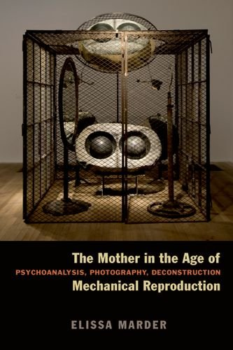 Mother in the Age of Mechanical Reproduction Psychoanalysis, Photography, Deconstruction  2012 9780823240562 Front Cover