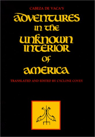 Adventures in the Unknown Interior of America   1983 edition cover