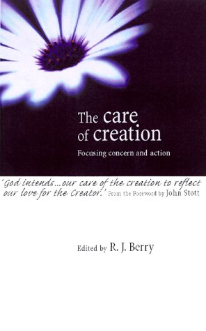 Care of Creation Focusing Concern and Action  2000 edition cover