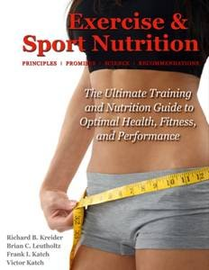EXERCISE+SPORTS NUTRITION N/A edition cover