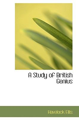 A Study of British Genius:   2009 edition cover