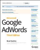 Advanced Google AdWords  3rd 2014 edition cover