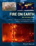 Fire on Earth An Introduction  2013 9781119953562 Front Cover