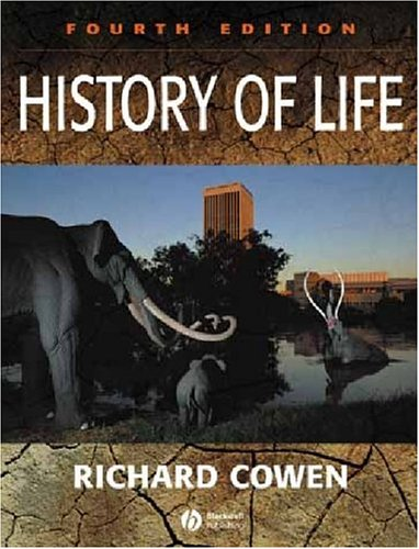 History of Life  4th 2005 (Revised) edition cover