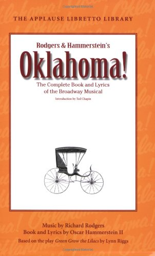 Oklahoma! The Complete Book and Lyrics of the Broadway Musical  2010 edition cover