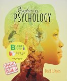 Exploring Psychology With Dsm5 Udpate + Launchpad 6 Month Access Card:   2014 edition cover
