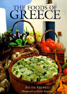 Foods of Greece   1999 9781556709562 Front Cover