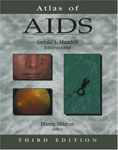 Atlas of Aids  3rd 2001 (Revised) 9781573401562 Front Cover