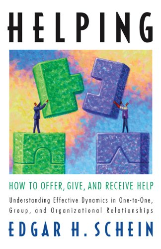 Helping How to Offer, Give, and Receive Help  2011 edition cover