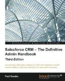 Salesforce CRM - the Definitive Admin Handbook - Third Edition  N/A edition cover