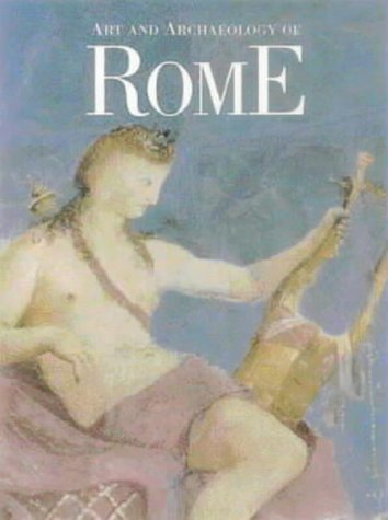 Art and Archaeology of Rome From Ancient Times to the Baroque  2000 edition cover