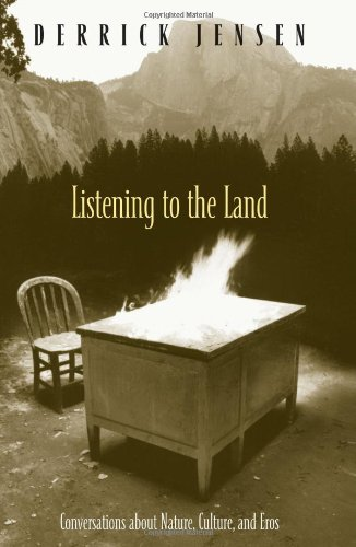 Listening to the Land Conversations about Nature, Culture, and Eros  2004 edition cover