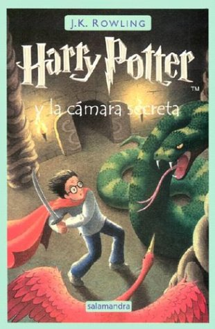 Harry Potter and the Chamber of Secrets   2001 edition cover