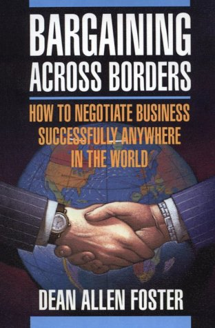 Pbs Bargaining Across Borders   1995 9780070216563 Front Cover