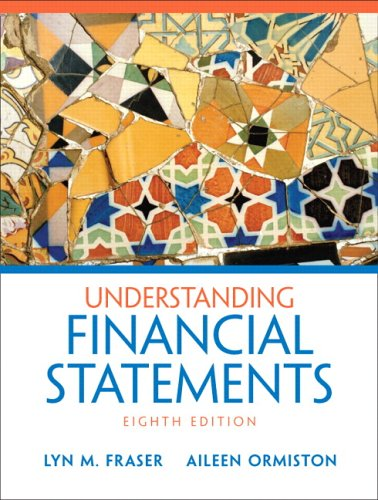 Understanding Financial Statements  8th 2007 (Revised) edition cover