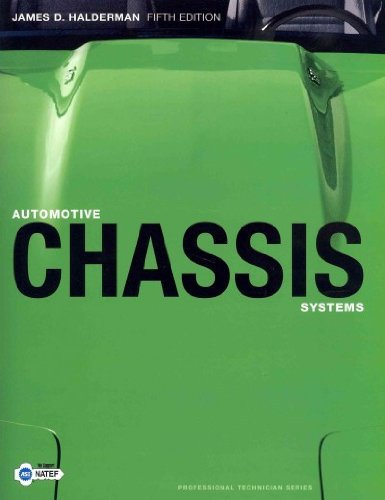Automotive Chassis Systems  5th 2010 9780132136563 Front Cover