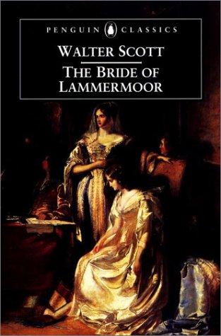 Bride of Lammermoor   2000 edition cover