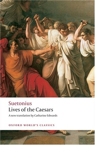 Lives of the Caesars   2008 edition cover