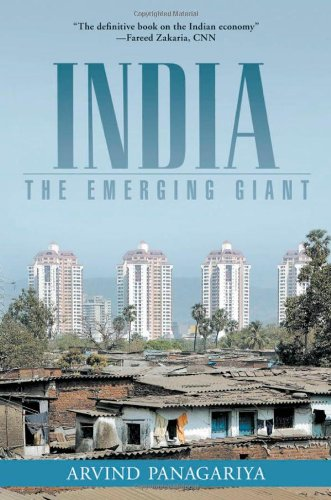 India The Emerging Giant N/A 9780199751563 Front Cover