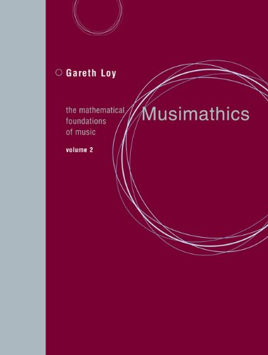 Musimathics The Mathematical Foundations of Music  2011 edition cover