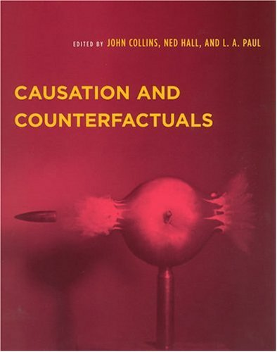 Causation and Counterfactuals   2004 edition cover