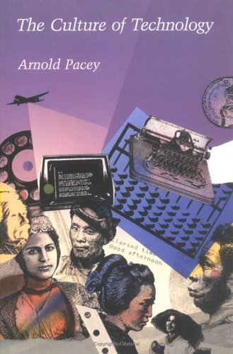 Culture of Technology   1983 edition cover
