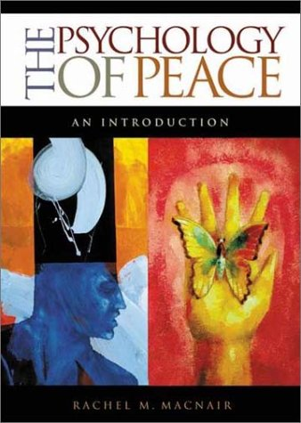 Psychology of Peace An Introduction  2003 edition cover