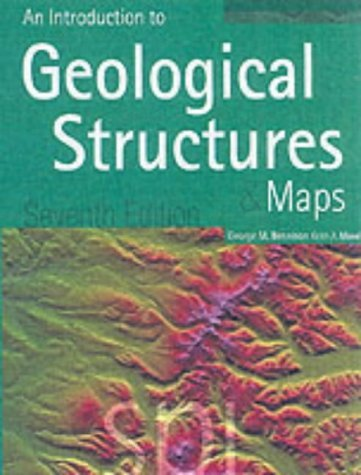 Introduction to Geological Structures and Maps  7th 2003 (Revised) edition cover