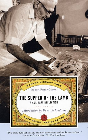 Supper of the Lamb A Culinary Reflection  2002 edition cover