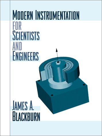 Modern Instrumentation for Scientists and Engineers   2001 edition cover