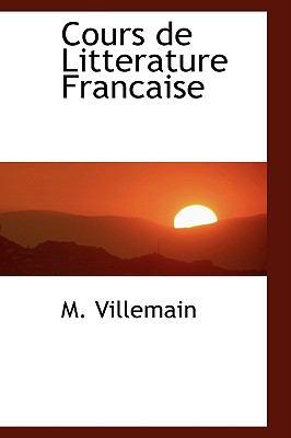 Cours De Litterature Francaise:   2008 edition cover