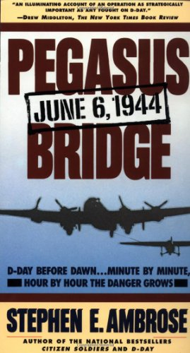 Pegasus Bridge, June 6, 1944   1988 edition cover