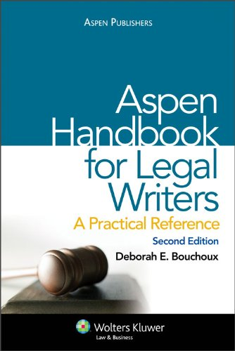 Legal Writing A Practical Reference 2nd 2009 (Revised) edition cover