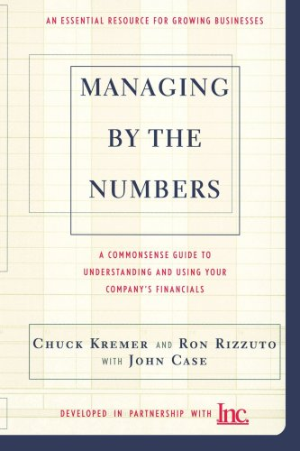 Managing by the Numbers A Commonsense Guide to Understanding and Using Your Company's Financials  2000 edition cover