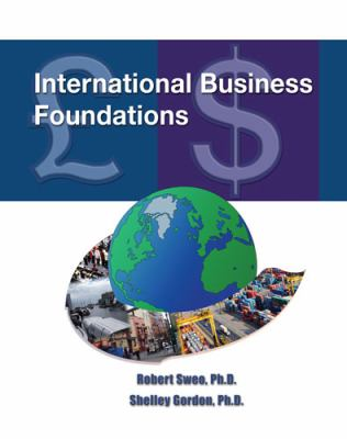 International Business Foundations  Revised 9780757562563 Front Cover